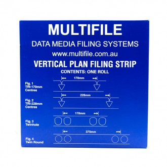 Multiplan Continuous Strip